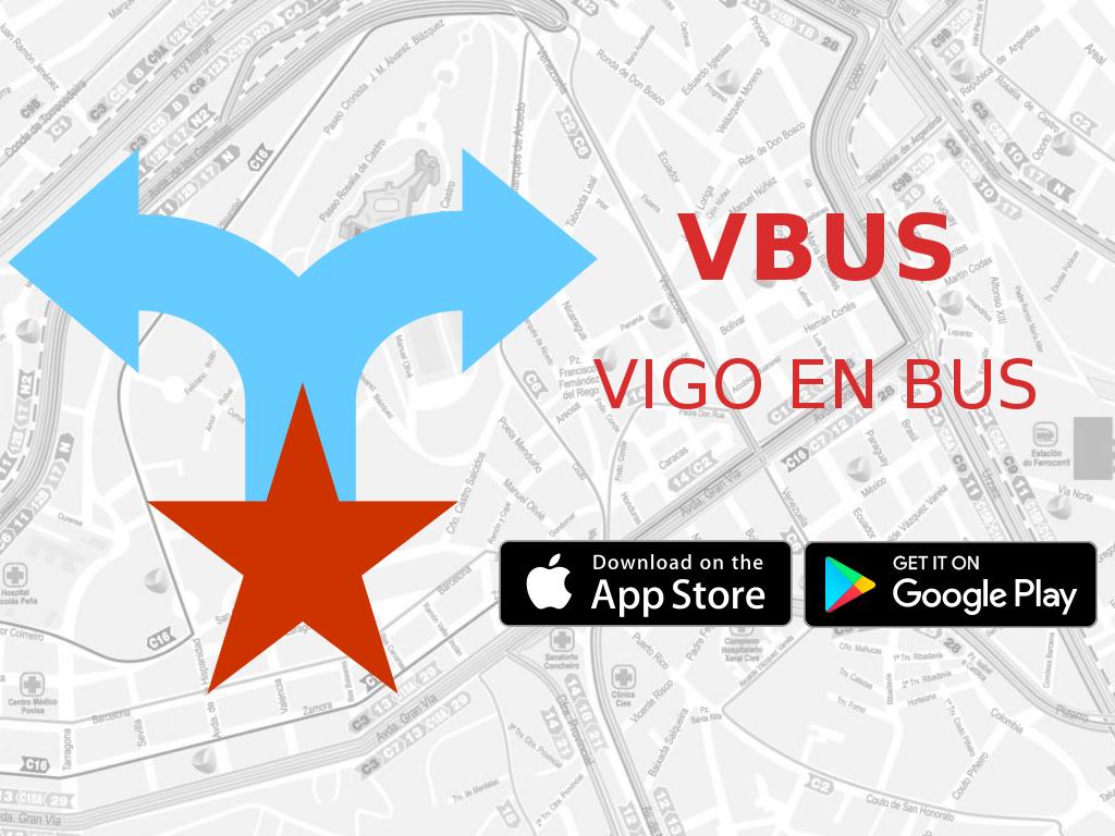 VBus, Vigo en bus